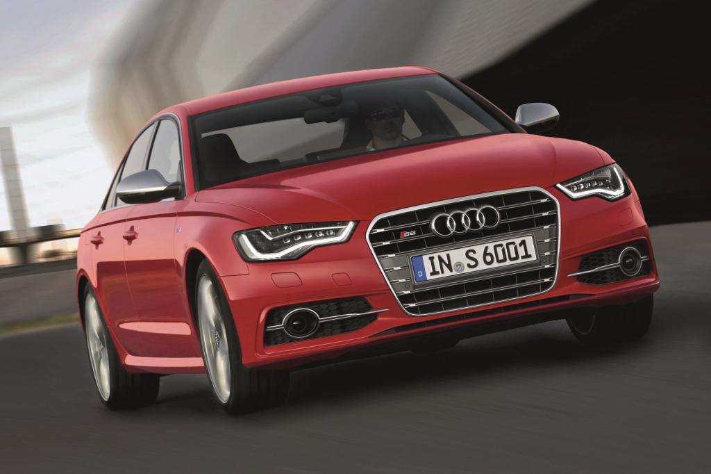 Der neue Audi S6 startet im Frühjahr