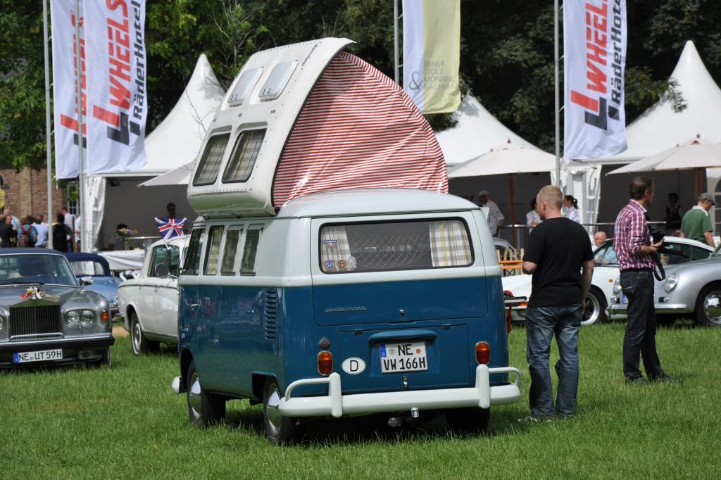 Die Mutter aller Wohnmobile - der VW Bulli