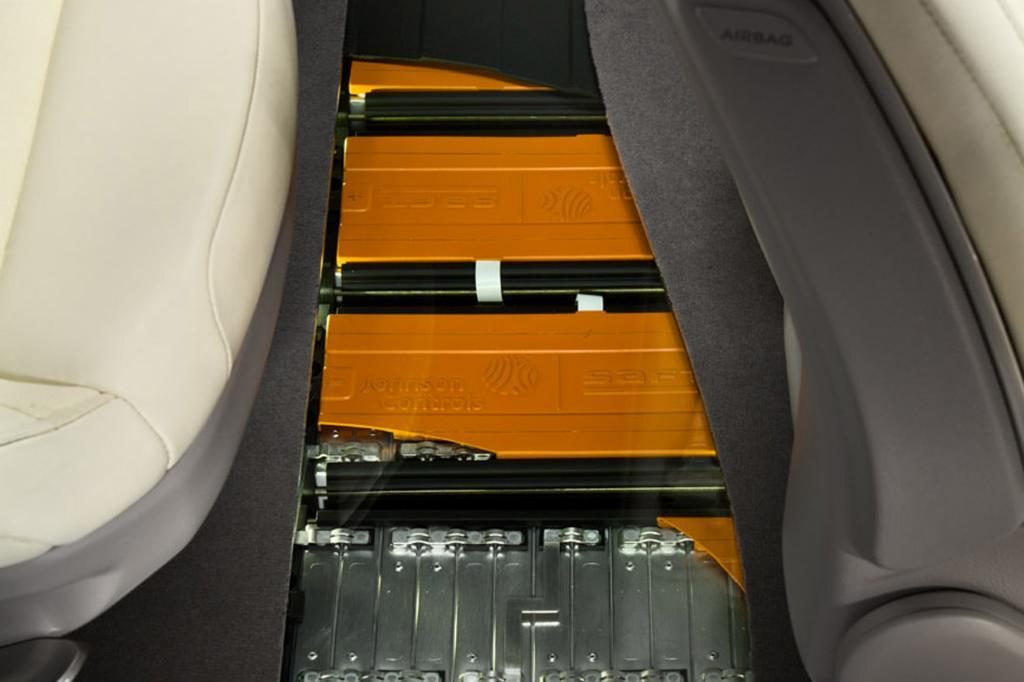 Die Stromspeicher mit Lithium-Ionen-Technik haben eine Kapazität von 23,7 kWh