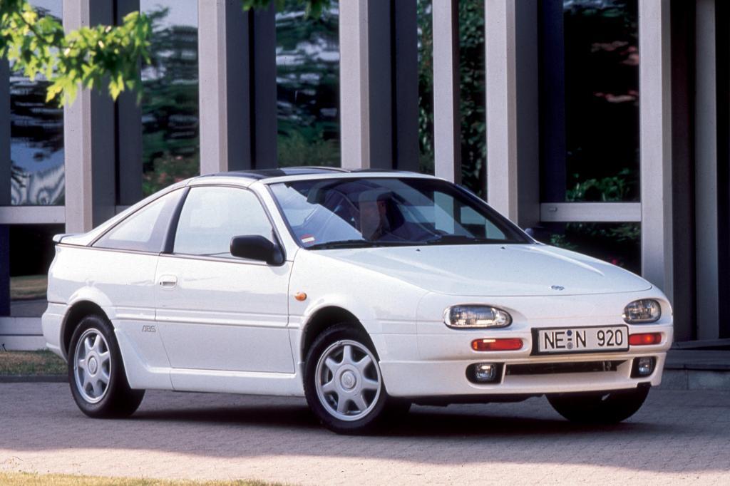 Echte Erfolge erntete in Deutschlan der 1991 eingeführte 100NX