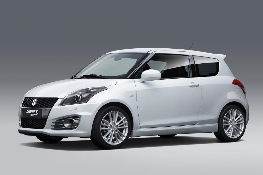Ein Jahr nach dem Debüt der neuen Generation des Kleinwagens Swift bringt Suzuki auch wieder eine Sportversion.