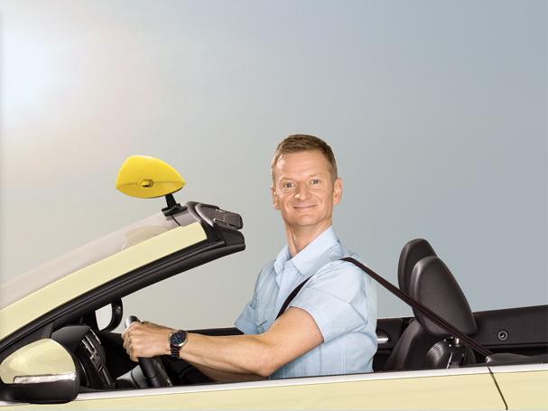 Entwurf VW Cabrio mit XX in Berlin...
