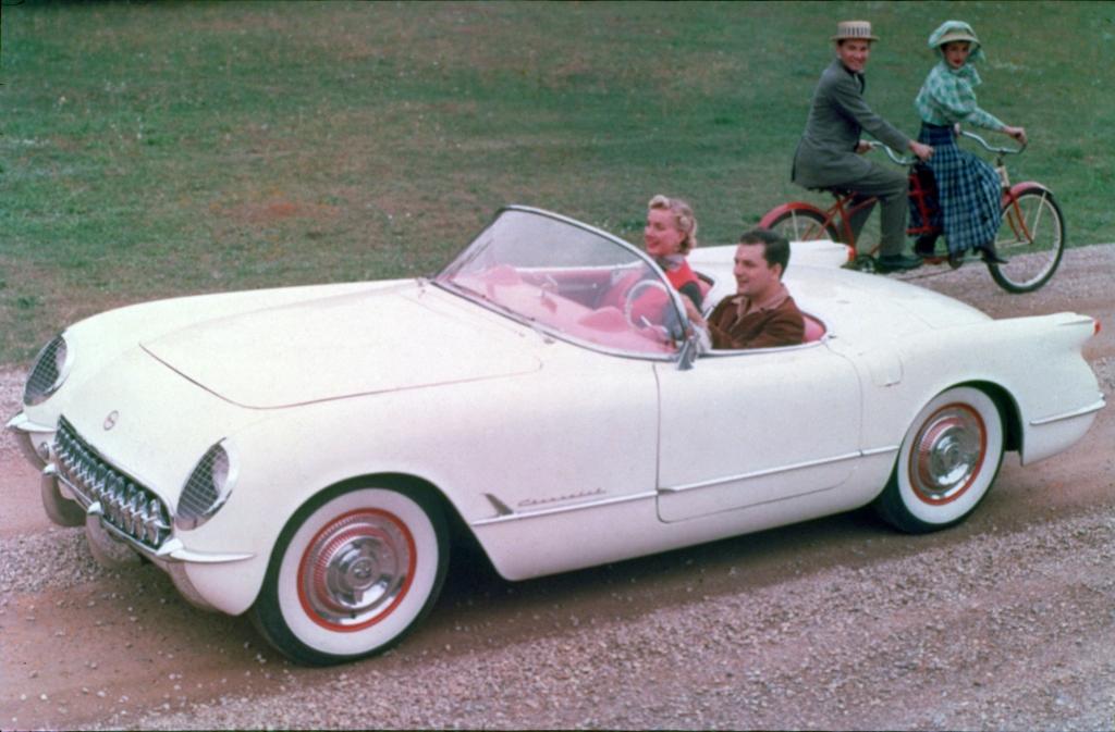Erstes Corvette Treffen im Technik Museum Speyer