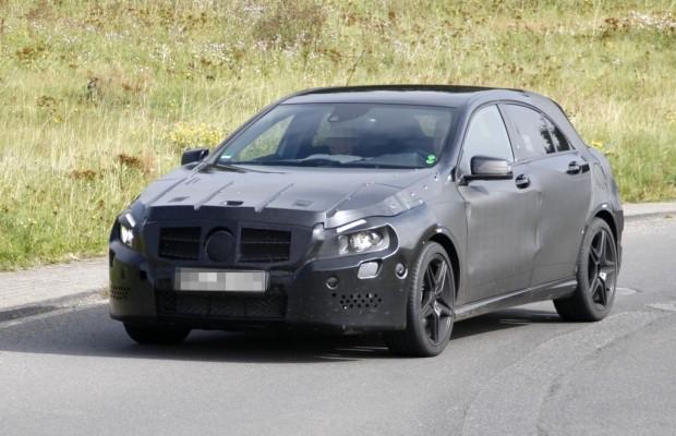 Erwischt: Erlkönig Mercedes A-Klasse AMG – Der mit dem Golf tanzt