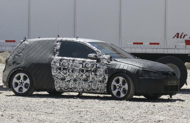 Erwischt: VW Golf VII – Jetzt legt er wieder zu ...