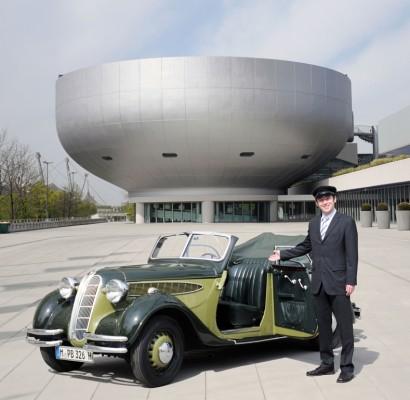 Für verregnete Sommertage. Heute: Das BMW-Museum
