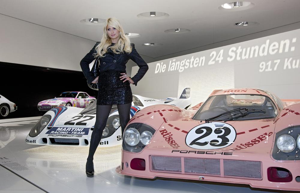 Für verregnete Sommertage. Heute: Das Porsche-Museum.
