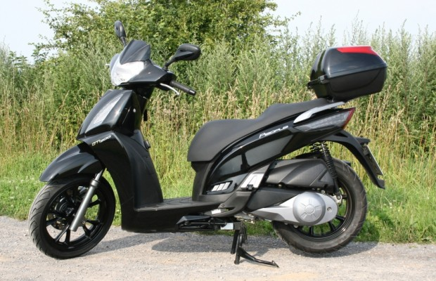 Fahrbericht Kymco People GT 300i: Spritziger Allrounder