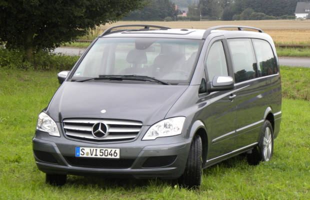 Fahrbericht Mercedes-Benz Viano CDI 2.2 Blue Efficiency Fun: Familienmitglied