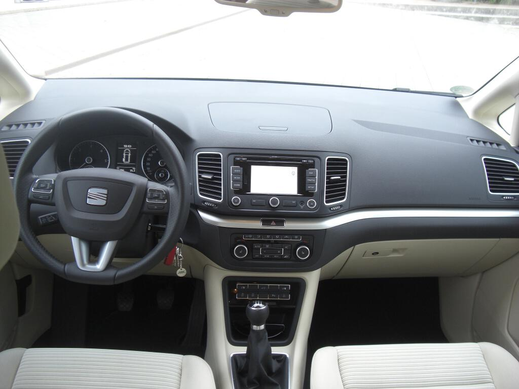Fahrbericht Seat Alhambra E-Ecomotive Style 2.0 TDI CR: Spanier gräbt Konzernmutter das Wasser ab
