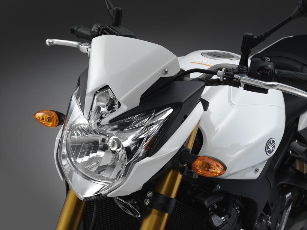 Fahrbericht Yamaha FZ8 ABS: Die Leichtigkeit des Seins