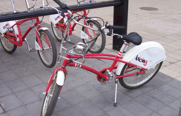 Fahrrad-Leihsystem: Gut für Mensch und Umwelt