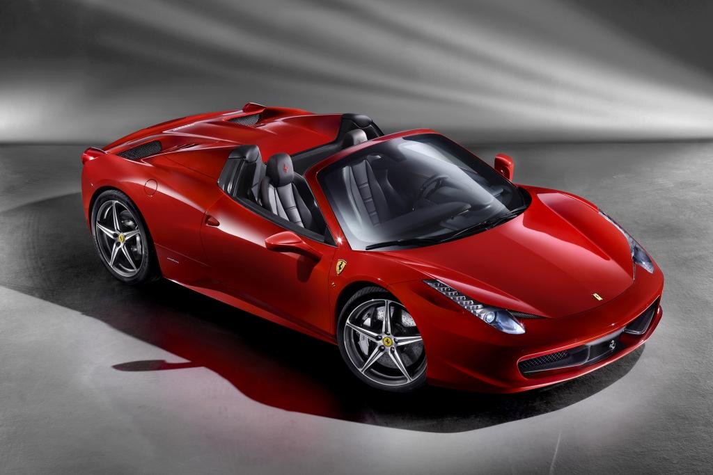 Ferrari verpasst dem 485 ein Stahldach