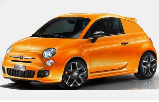 Fiat 500 als PS-starke Wüsten-Wühlmaus