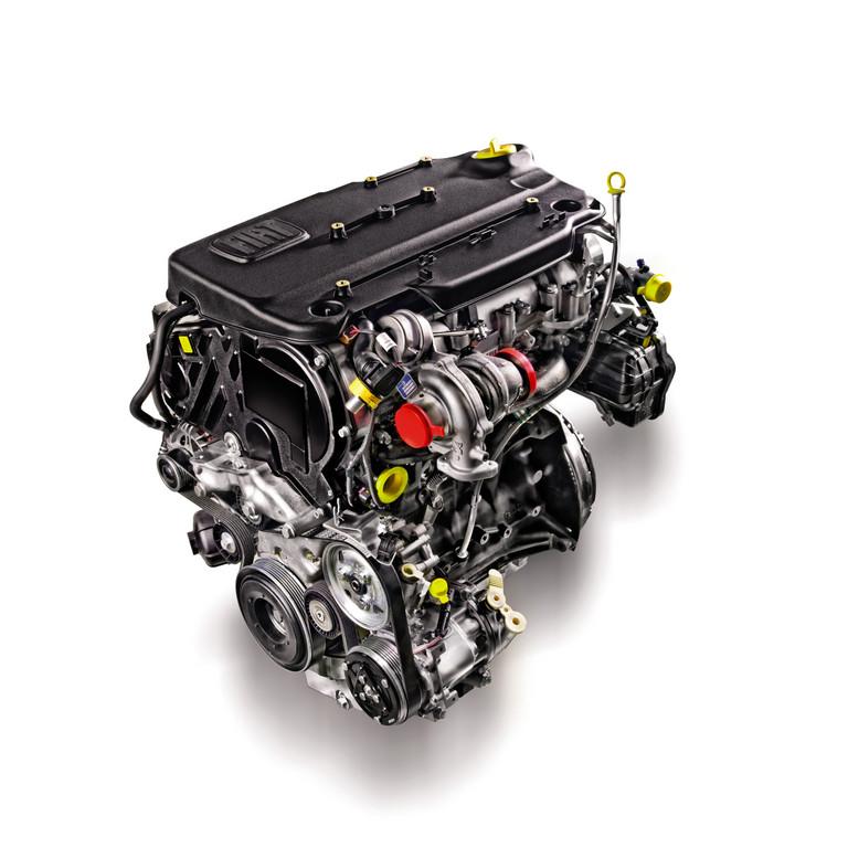 Fiat-Motor 2.0 115 Multijet II.