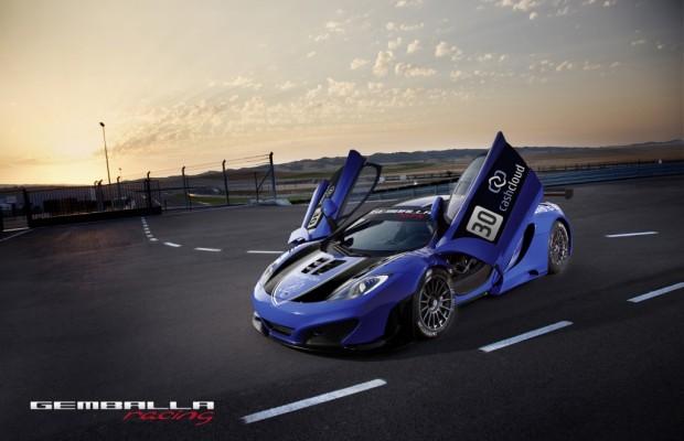 Gemballa will mit McLaren MP4 auf Sieg fahren