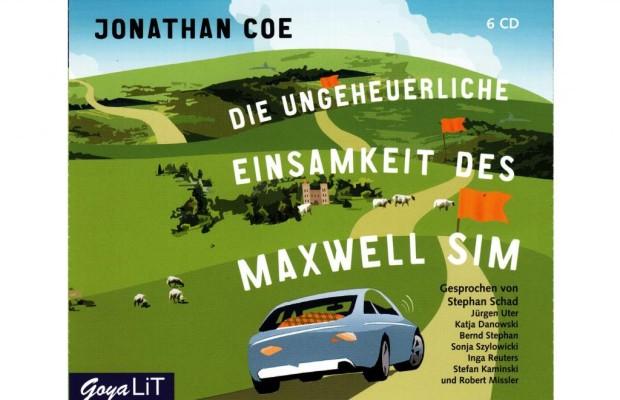 Hörbuch für die Autofahrt - Maxwell Sim: Wenn nur noch das Navi zuhört