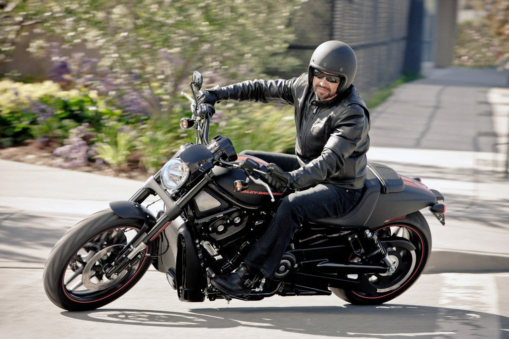 Harley-Davidson Night Rod Special.