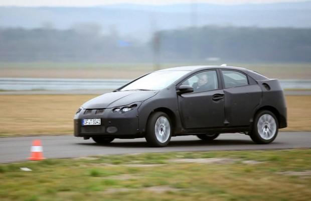Honda fertigt neuen Civic und CR-V in England