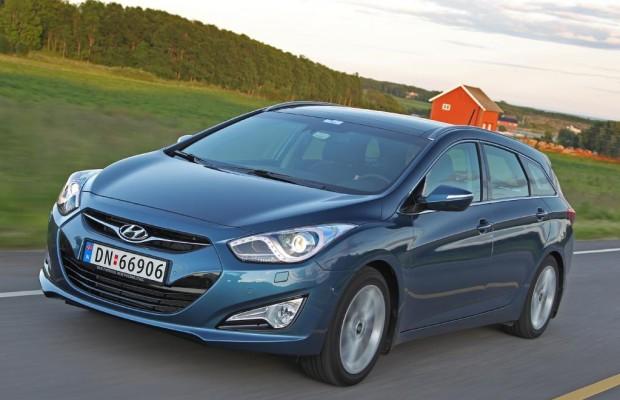 Hyundai i40: Günstiges Leasing