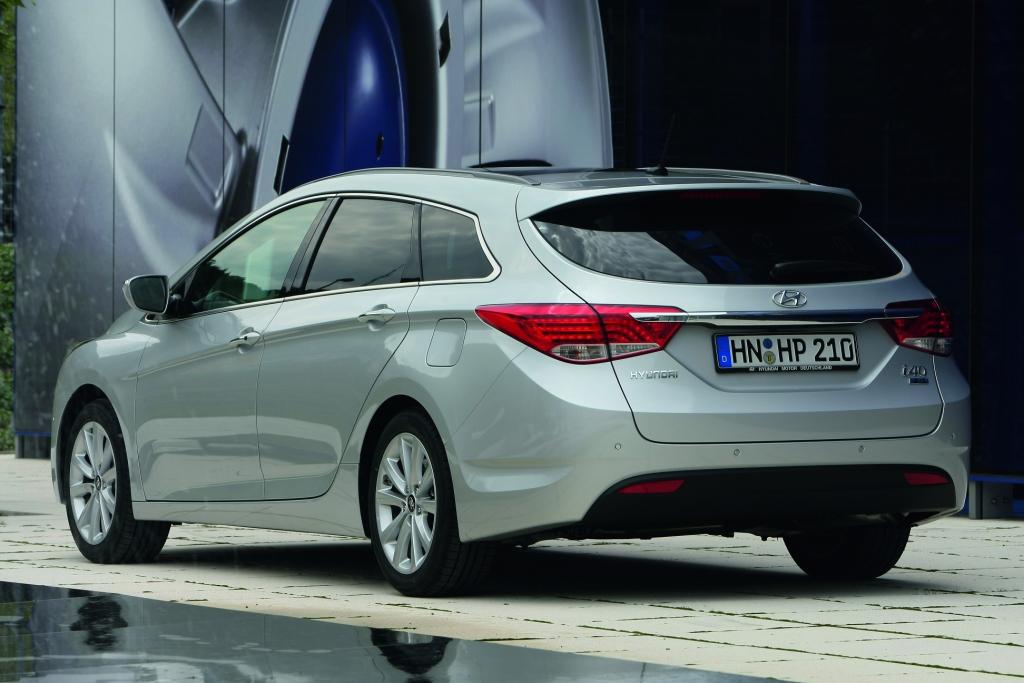 Hyundai i40 startet im September