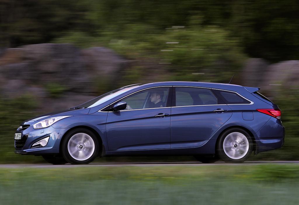 Hyundais neuer i40-Kombi ist bei uns wichtig vor allem auch für den Gewerbekunden-Markt.