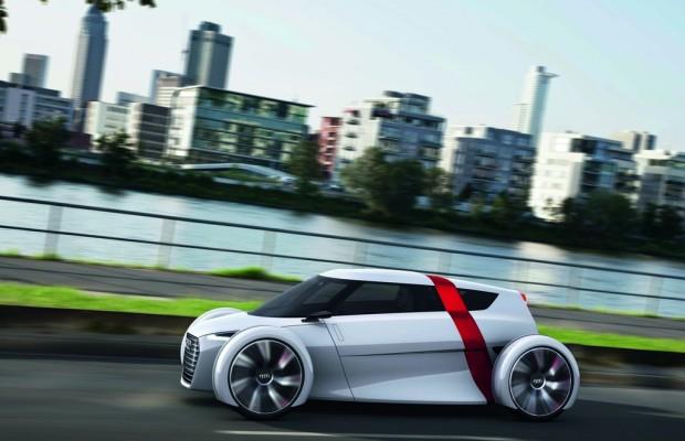 IAA 2011: Audi zeigt E-Studie Urban Concept
