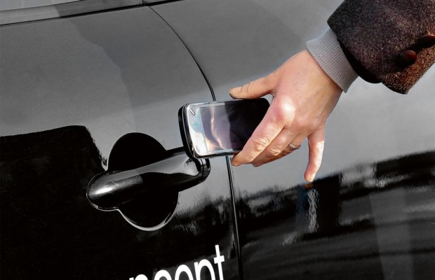 IAA 2011: Auto der Zukunft: Handy als Autoschlüssel