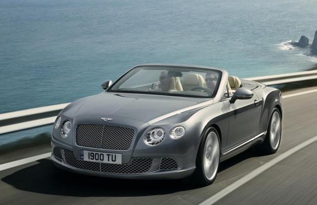IAA 2011: Bentley Continental GTC: Neuer, alter Luxus