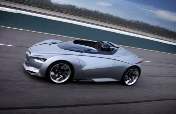 IAA 2011: Chevrolet Miray Roadster Concept - Offen in die Zukunft