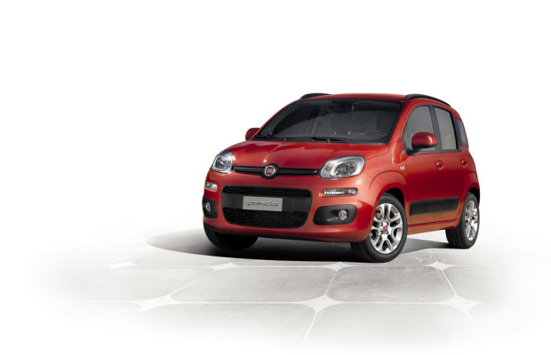 IAA 2011: Fiat zeigt neuen Panda und überarbeiteten Punto