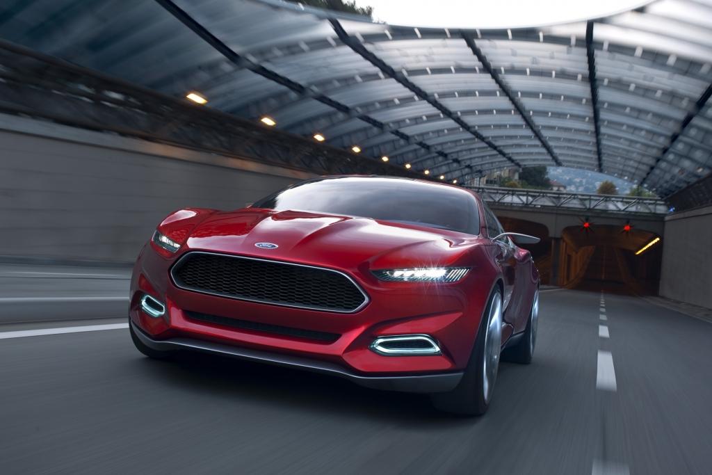 IAA 2011: Ford Evos Concept - Die trauen sich was