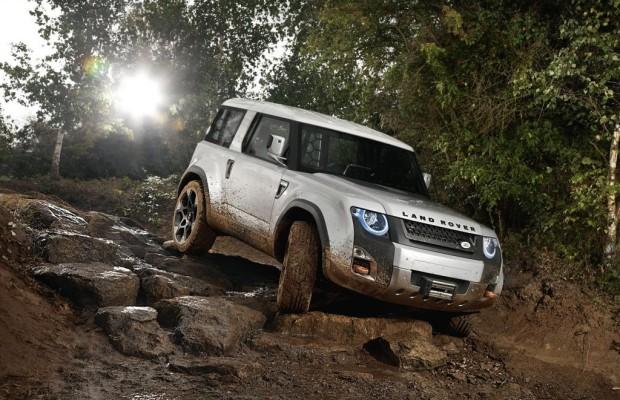 IAA 2011: Land Rover Defender - Neuauflage einer Legende