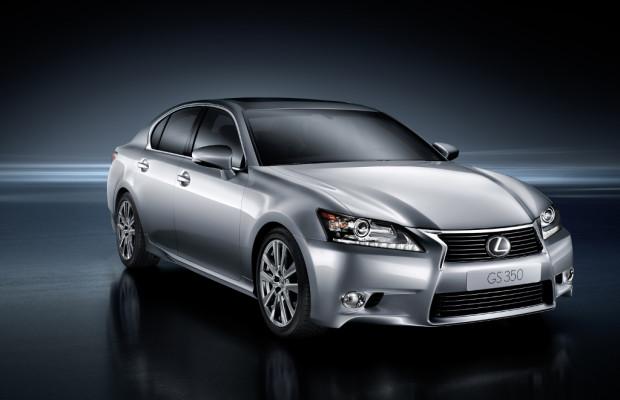 IAA 2011: Lexus präsentiert den neuen GS