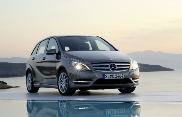 IAA 2011: Mercedes-Benz feiert fünf Weltpremieren