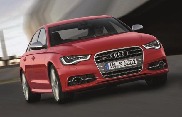 IAA 2011: Neue Audi S-Modelle - Von zehn auf acht auf vier