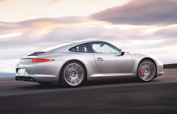 IAA 2011: Porsche 911 - Der Vollblutschwabe
