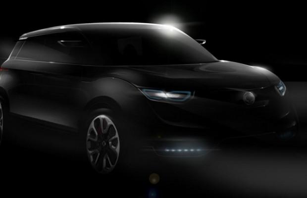 IAA 2011: SsangYong präsentiert kompaktes Crossover Concept XUV 1