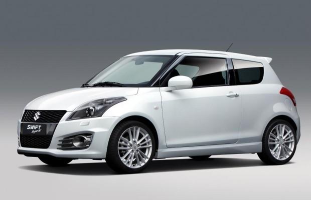 IAA 2011: Suzuki legt Swift Sport nach