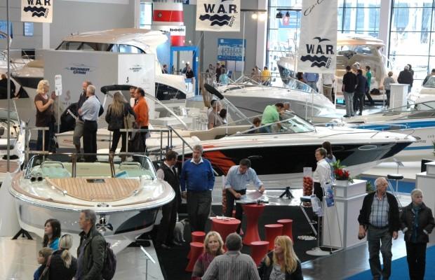 INTERBOOT Internationale Wassersportausstellung öffnet zum 50. Mal