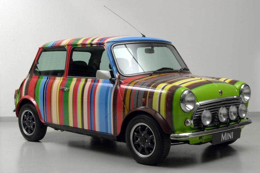In seinem vorherigen Leben wurde der Kleinwagen unter der Regie der British Motor Company rund 5,3 Millionen Mal hergestellt.