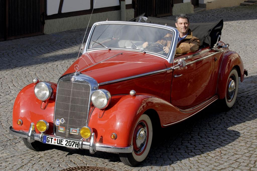 Internetseite für Oldtimer-Fahrer - Tipps und Infos zum automobilen Kulturgut