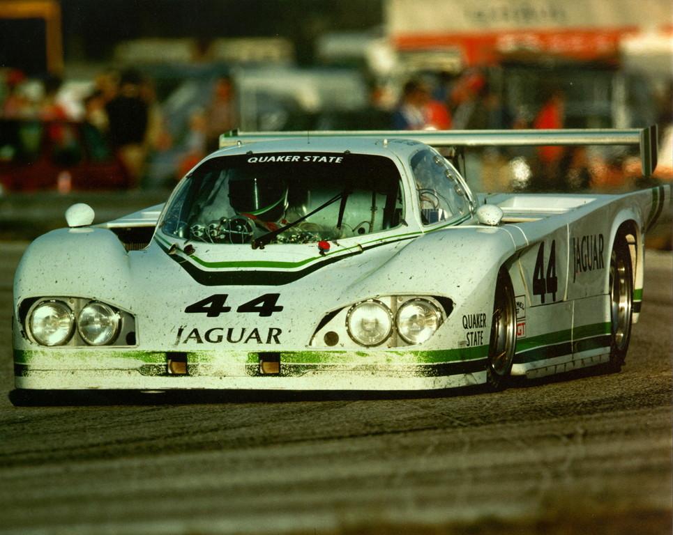 Jaguar XJR-5 (1982-1985).