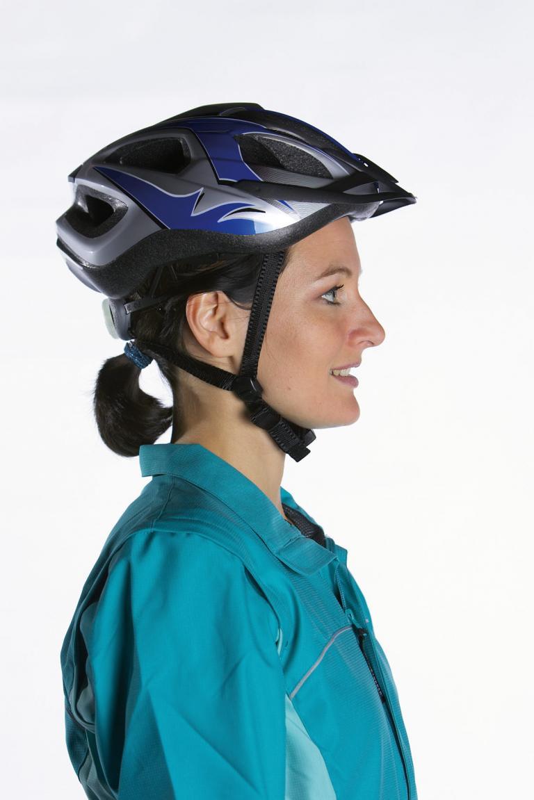 Kaufberatung Fahrradhelm: Sitzt und hat Luft