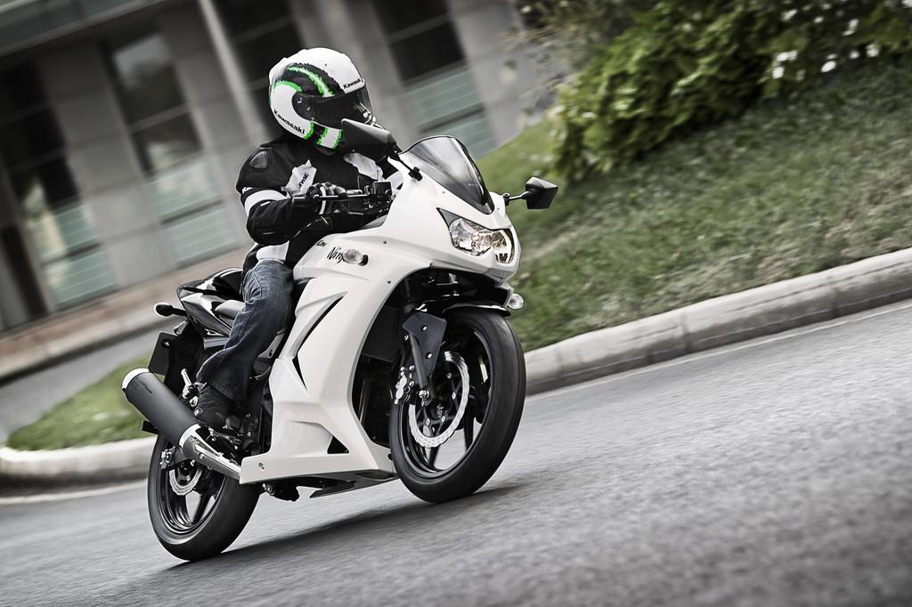 Kawasaki Ninja 250 R.