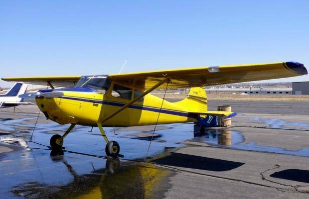 Kein Flugverbot für Sportflugzeuge bei Vulkanasche