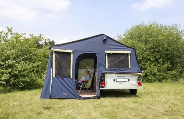 Klappcaravans: Zwischen Zelt und Wohnwagen