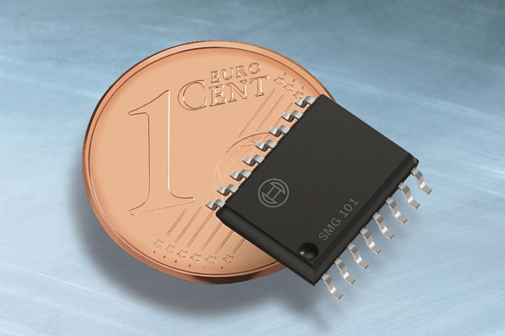 Kleiner Sensor mit großer Wirkung
