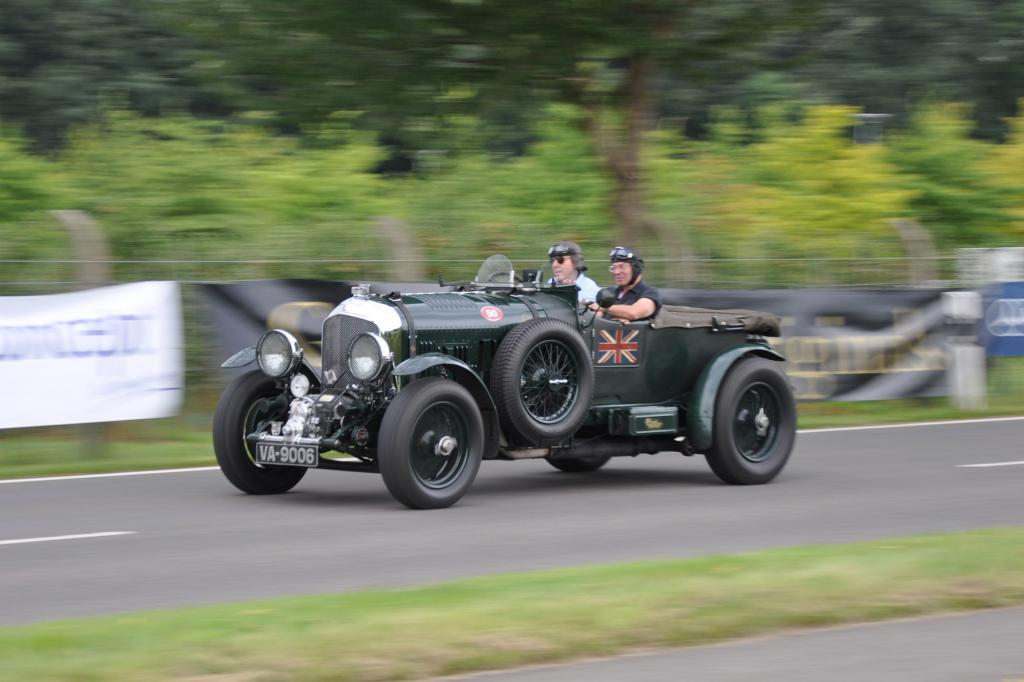 Laut und schnell: Bentley 4 1/2 Litre Blower von 1929
