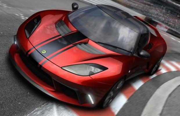 Lotus zielt mit dem Evora GTE auf den Motorsport